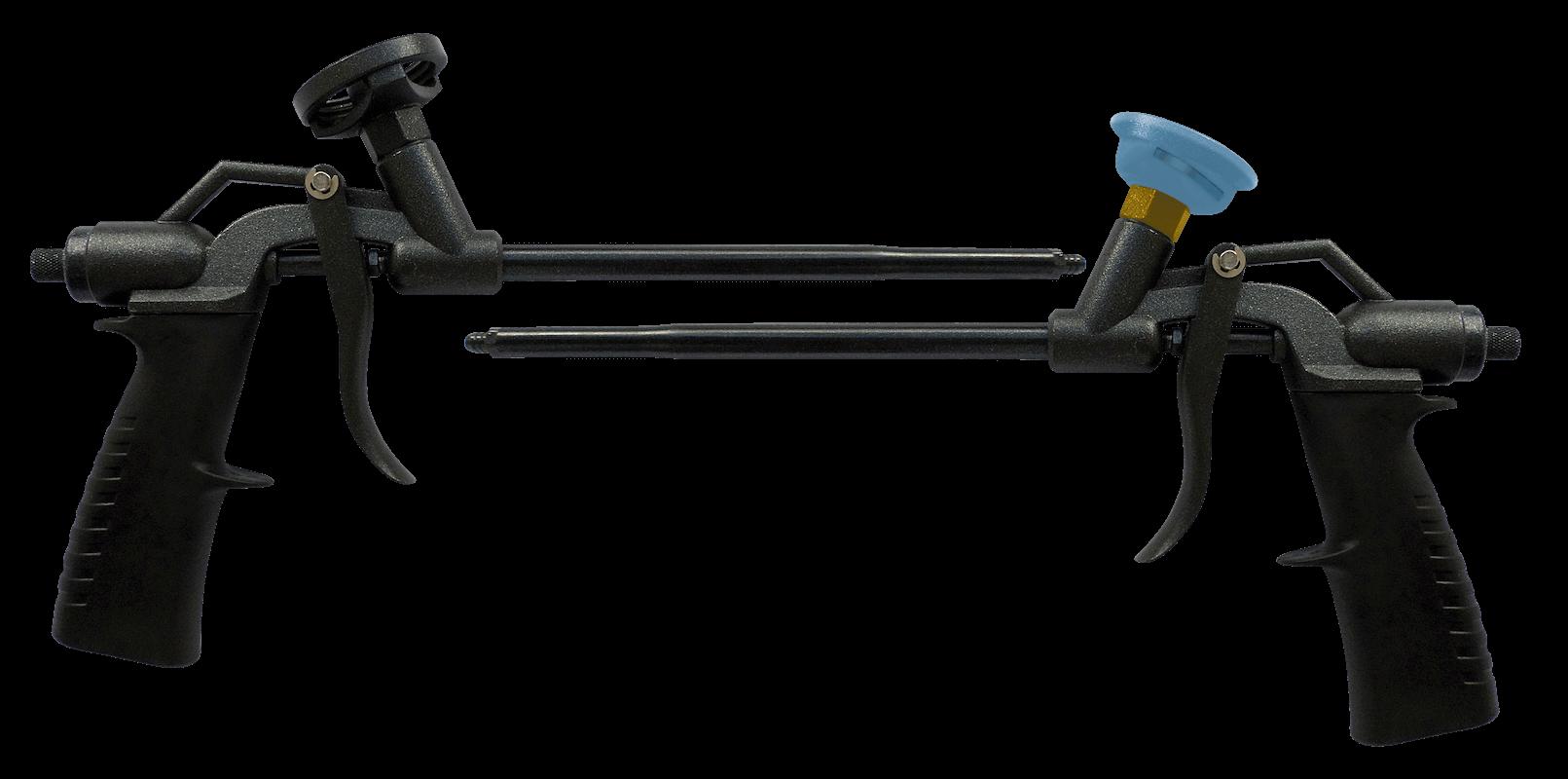 Teflon gun